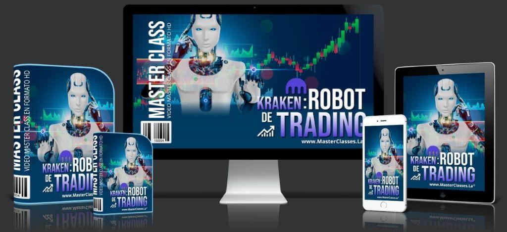 kraken robot de trading